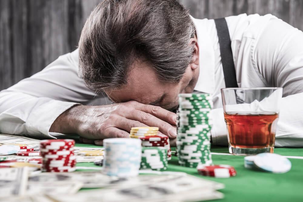 Uzależnienie od hazardu - jak pomóc?