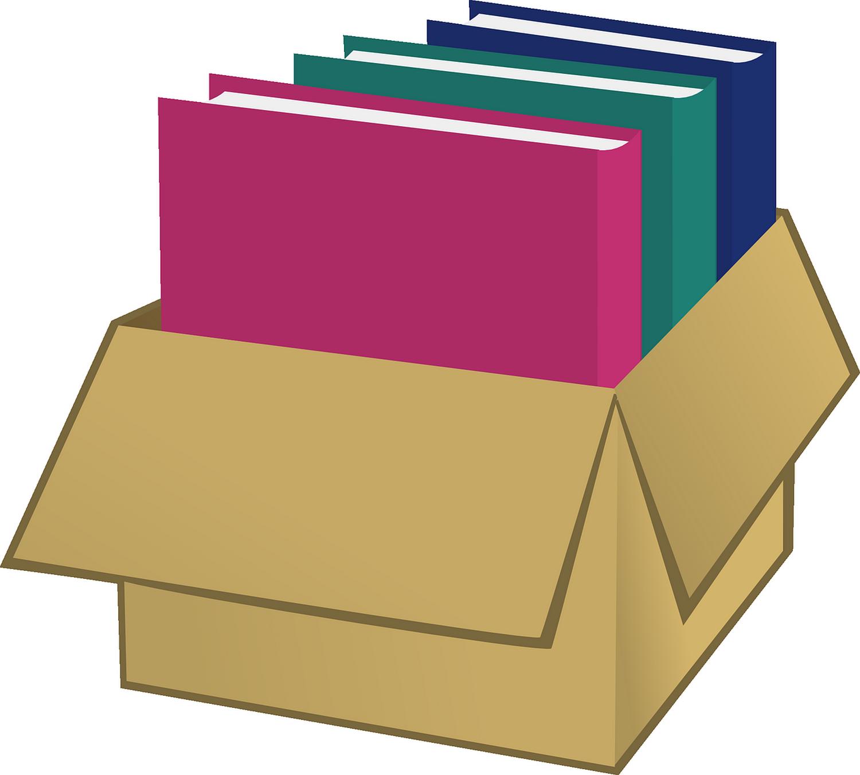 Jak zapakować książki do przeprowadzki?